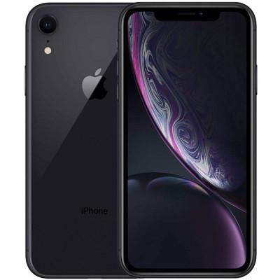 iphone xr 128gb cu black