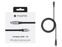 Cáp USB-C to Lightning Mophie 1M