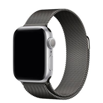 day deo thep apple watch mau xam