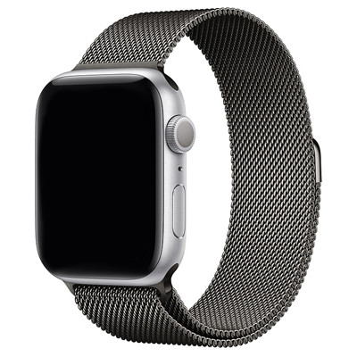 day deo thep apple watch mau xam