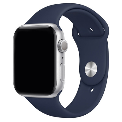 day deo apple watch mau xanh navy