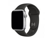 Bộ dây đeo tay zin Apple Watch series 3 - 38mm - Màu đen