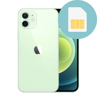ghep sim iphone 12