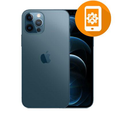 chay phan mem iphone 12 pro