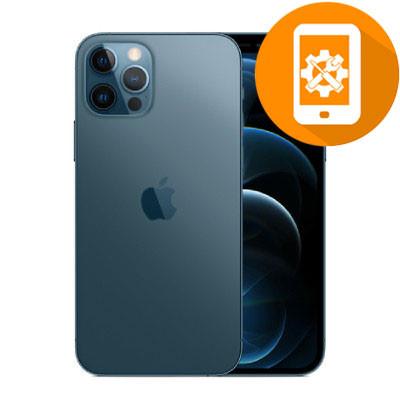 chay phan mem iphone 12 pro max