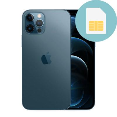 ghep sim iphone 12 pro max
