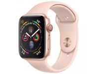 Apple Watch Series 4 LTE - mặt nhôm - dây cao su - 44mm - Cũ