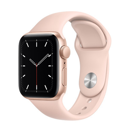 apple watch se 40mm gps cu gold