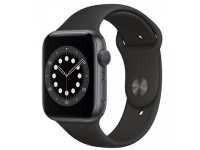 Apple Watch Series 6 - 40mm - GPS - mặt nhôm, dây cao su Cũ