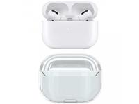 Bao tai nghe Airpods Pro Totu nhựa dẻo trong suốt