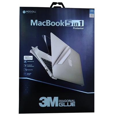 bộ dán full mocoll 5 in 1 macbook air