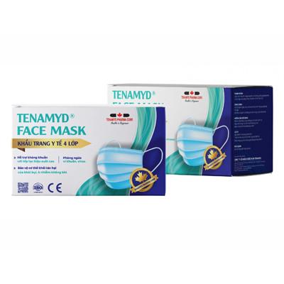 Khẩu trang y tế TENAMYD MASK 4 lớp