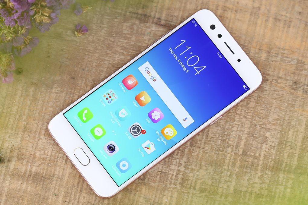 oppo f3 hang cong ty hinh anh 10
