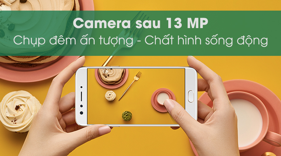 oppo f3 hang cong ty hinh anh 2