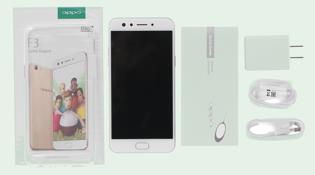 oppo f3 hang cong ty hinh anh 7
