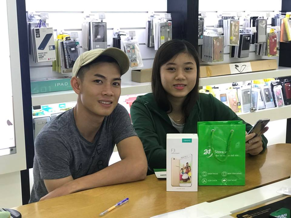 oppo f3 hang cong ty hinh anh 9