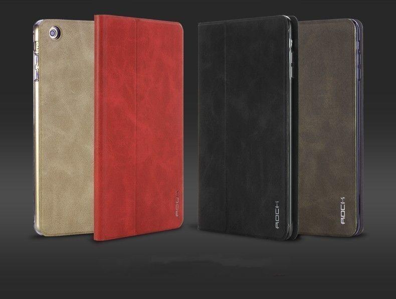 Bao da iPad Air 2 ROCK Rotate Series Protective Case