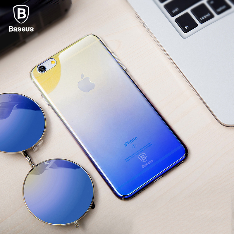 op lung iphone 6 plus baseus gradient case hinh anh 2