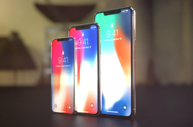 iphone xs plus se co man hinh oled 6 5 inch hinh anh 2