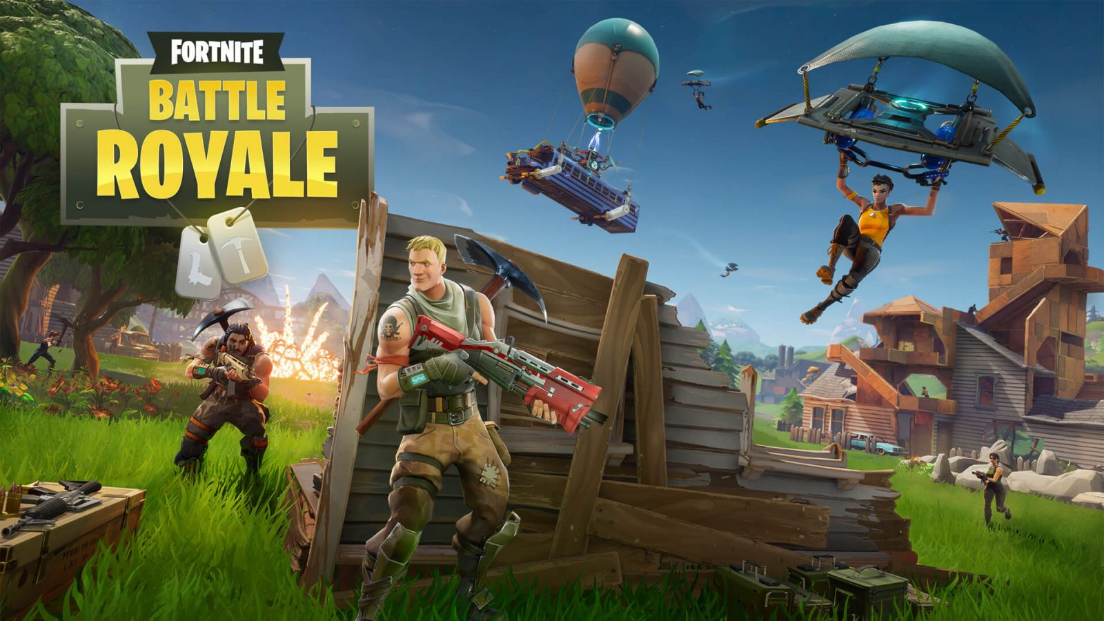 cach tai va cai dat fortnite battle royale hinh anh 1