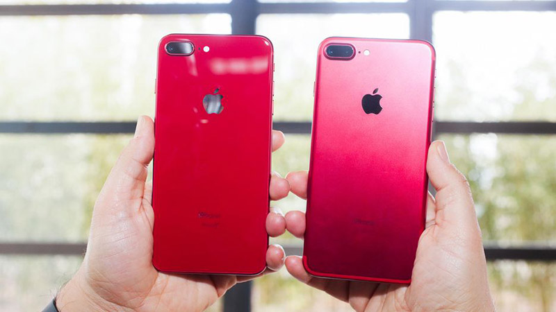 iphone 8 plus red ve dep quyen ru
