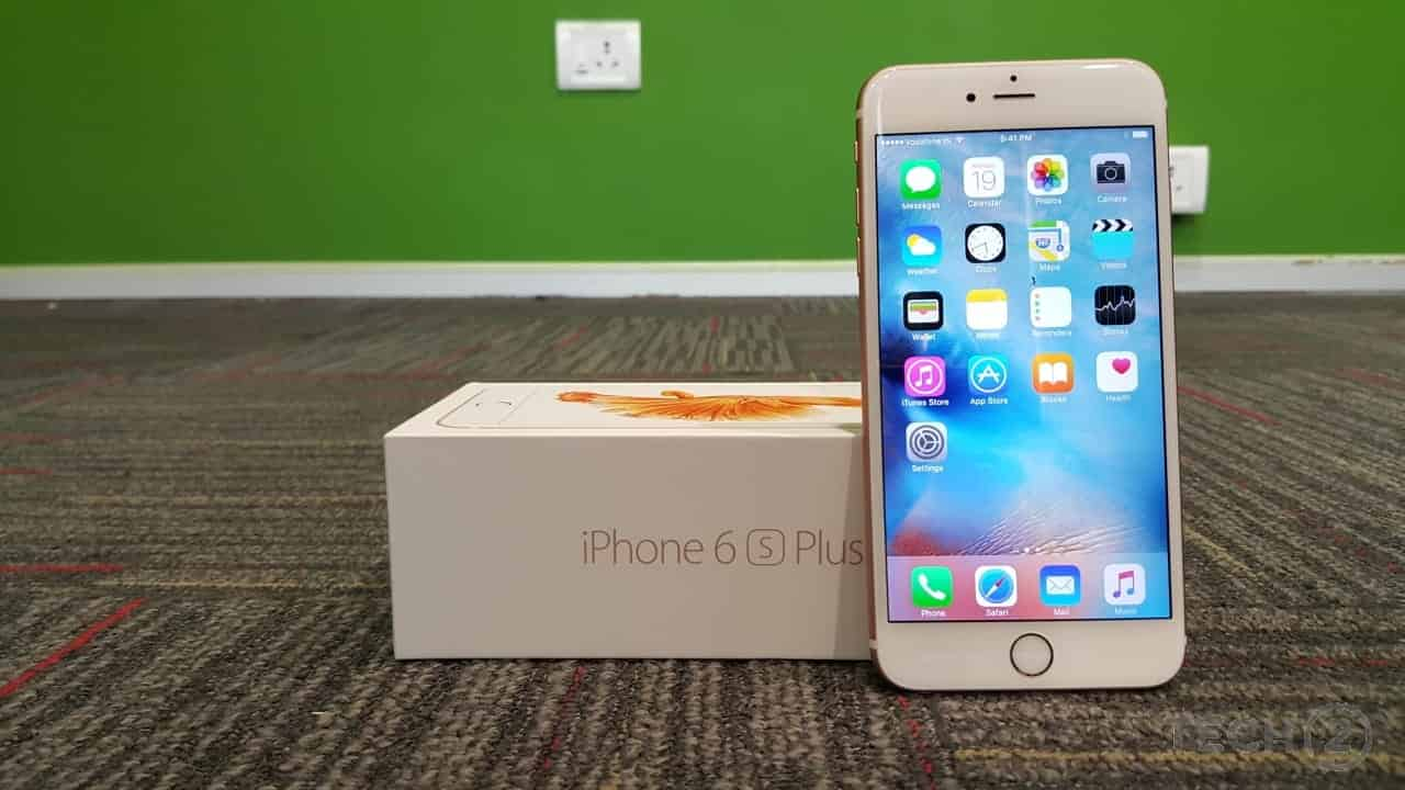 iphone 6s plus 16gb tra bao hanh anh 1