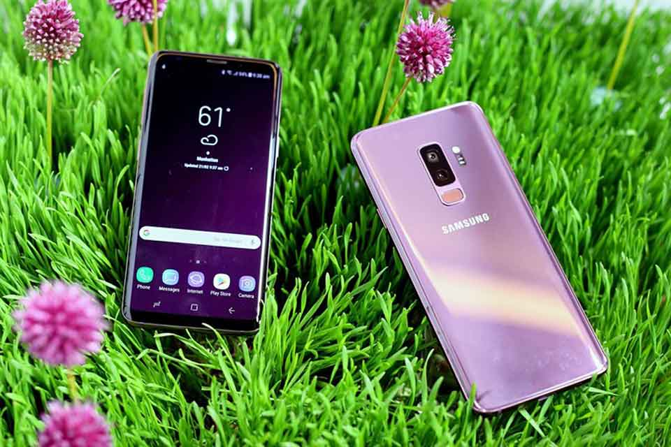samsung galaxy s9 plus hang cong ty hinh anh 2