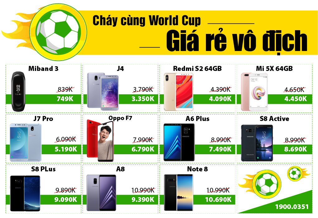 chay cung world cup - gia re vo dich hinh 2