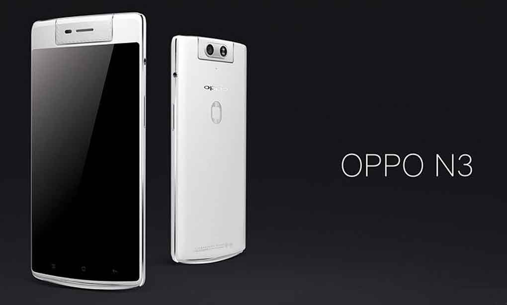 Thay mat kinh cam ung Oppo N3 anh 1