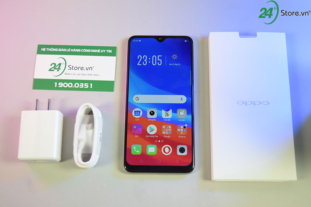oppo a7 4