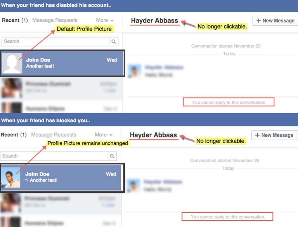 Cách lấy lại tin nhắn trên Facebook thao tác trực tiếp trên PC