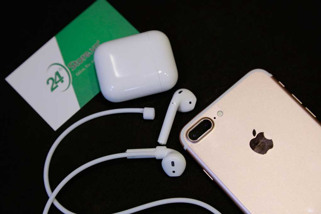 tai nghe apple khong day apple airpods cu hinh 6