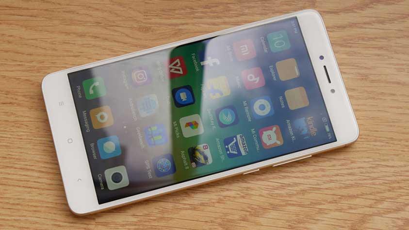 Đánh giáXiaomi Redmi Note 4X Cũ 99%