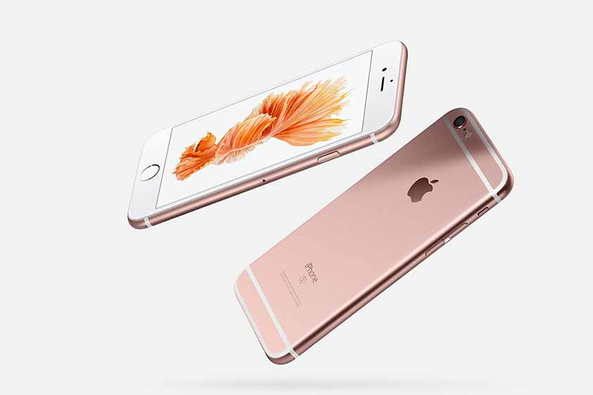 iPhone 6s 16GB Cu 98% anh 1