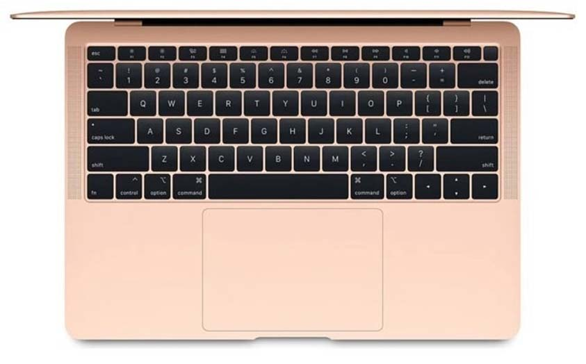 Bàn phím, bàn di chuột Force Touch MacBook Air 13 inch 256GB (2018)