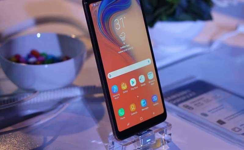 Samsung Galaxy M20 với màn ảnh rộng và hiển thị rõ nét