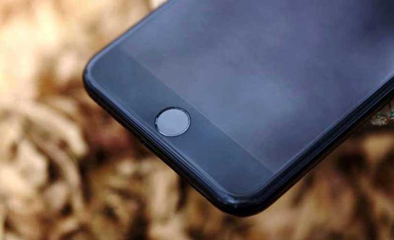 iPhone 7/7 Plus có nút Home cảm ứng lực thay vì vật lý