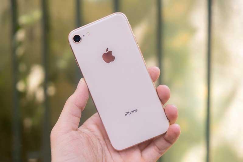 iphone 8 64 gb cũ thiet ke sang trong