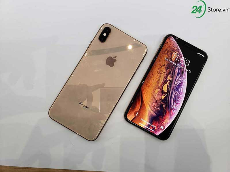 Thiết kế của iPhone XS Max