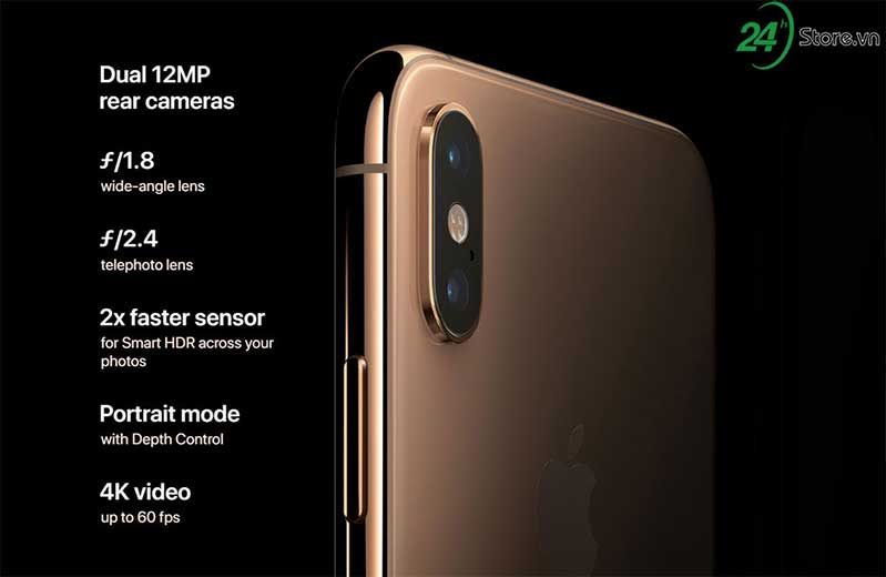 iPhone XS 256GB 06