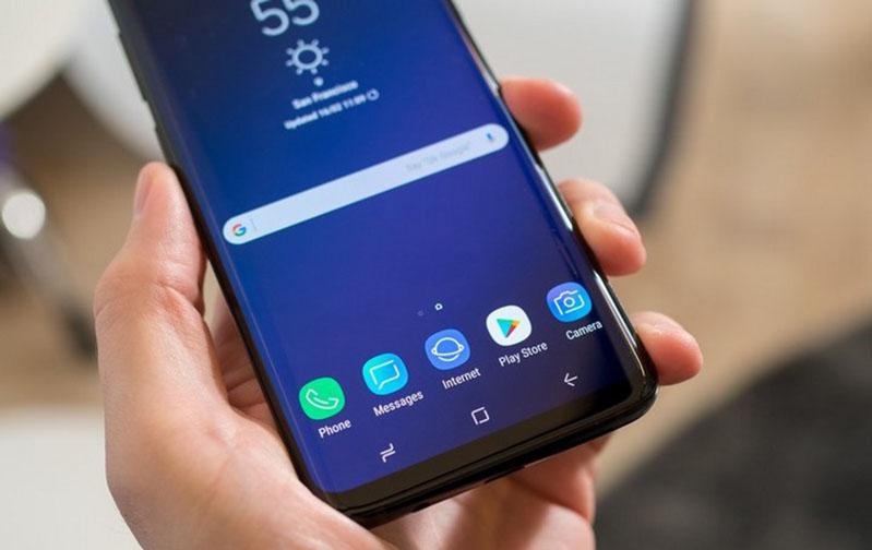 Nguyên nhân thường gặp khiến Samsung Galaxy S9 bị loạn cảm ứng - 275183