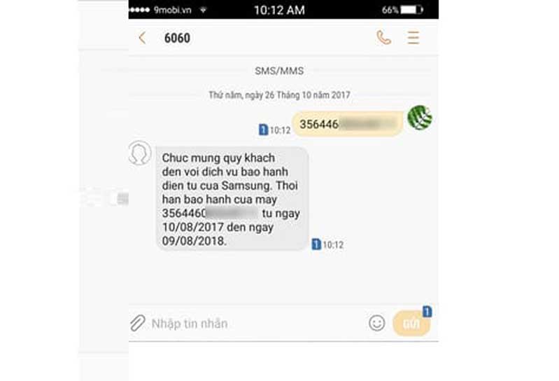 3 Cách kiểm tra imei Samsung nhanh chóng và dễ dàng nhất