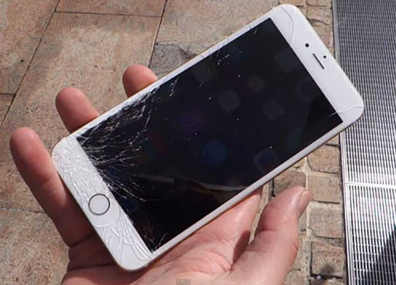 Thay man hinh iPhone 6 Plus hinh anh 2