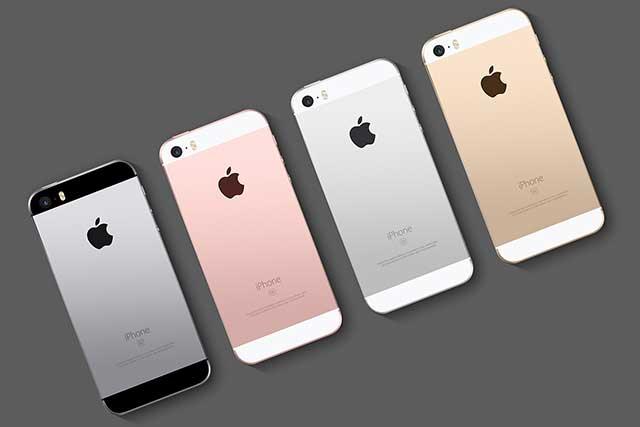 Mua iPhone SE