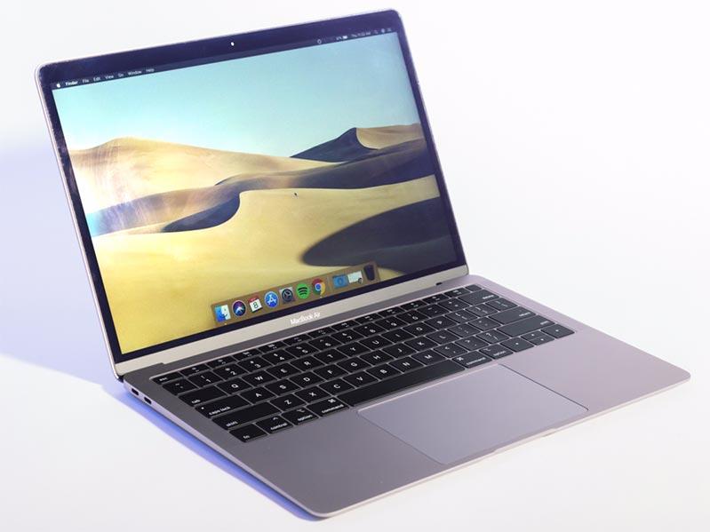 Hiệu năng mạnh mẽ của MacBook 13 inch 256GB (2018)
