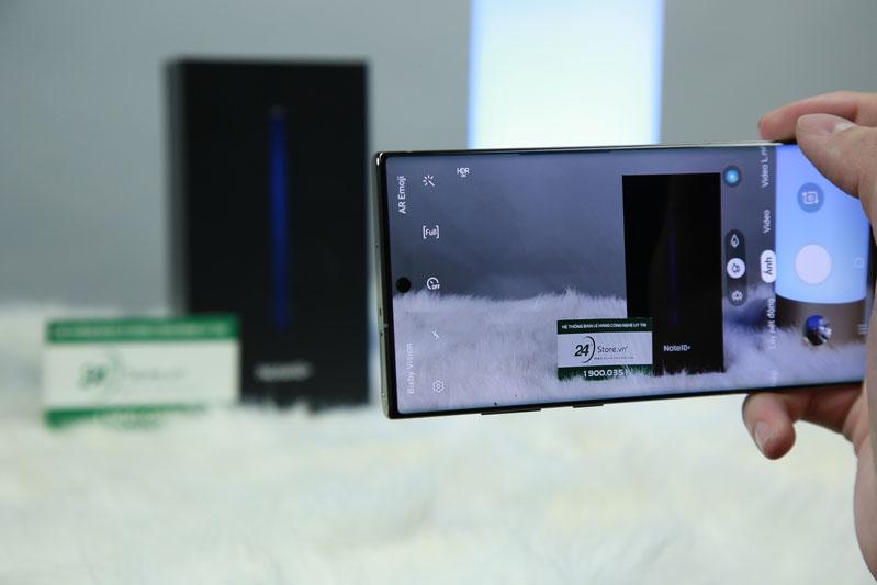 24hstore.vn là địa chỉ uy tín phân phối Samsung Note 10 Plus chính hãng