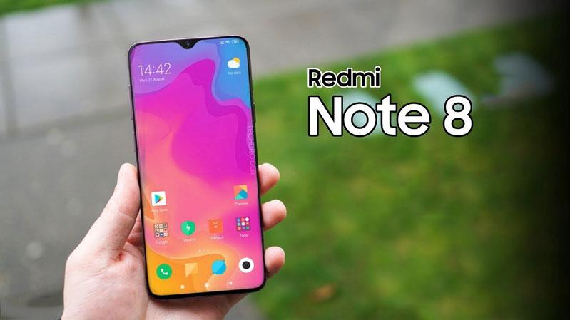 Redmi Note 8 được thiết kế với 3 màu sắc phổ thông đẹp mắt