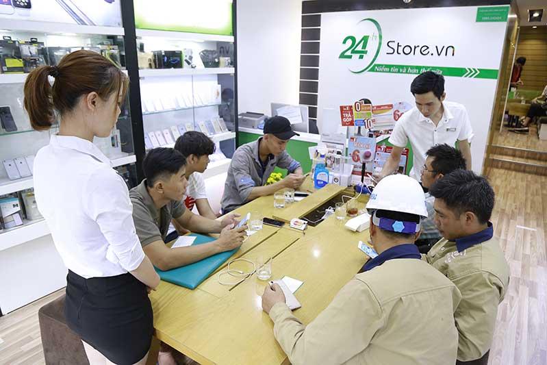 24hstore - địa chỉ cung cấp hàng chính hãng, uy tín tại tpHCM