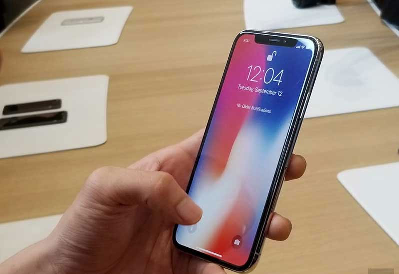 iphone x 64gb hang cong ty 5