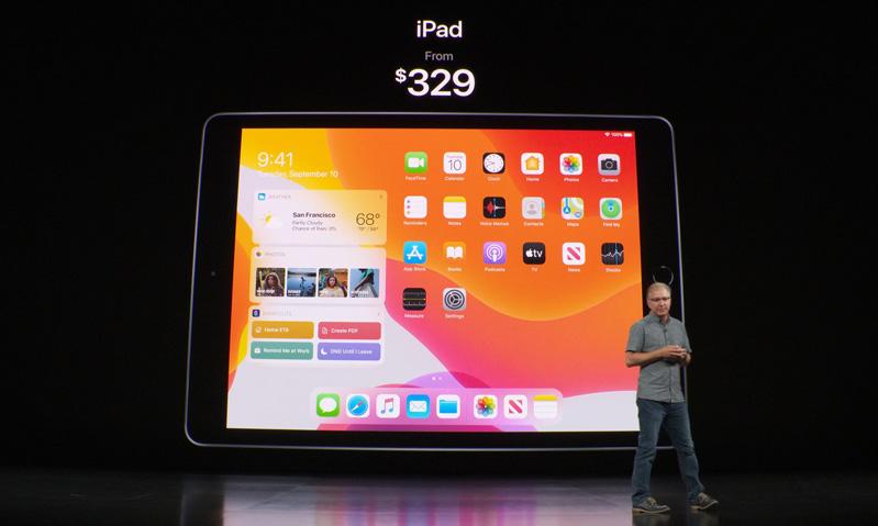 iPad Gen 7 Wifi 2019 – cấu hình khủng giá mềm